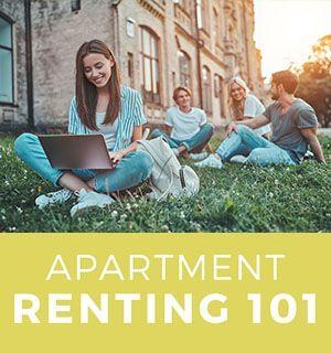 Apartment renting 101
