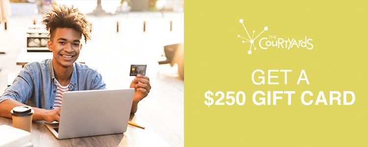 Get a $250 Gift Card